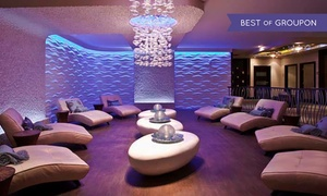 Aveda Seven Seas Spa & Salon: $99 for a Facial or Massage Package with Lunch at Aveda Seven Seas Spa & Salon ($210 Value)