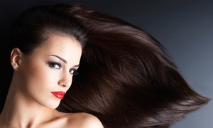 DD's Hair @ Spa Afrique: Wash, Cut, Style and Treatment Plus Foils from R199 at DD's Hair @ Spa Afrique (Up To 71% Off)