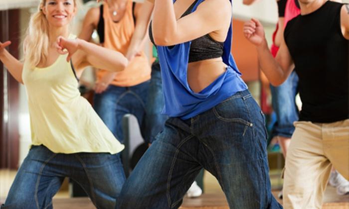Just Dance Studios - Jamestown: 5, 10, or 20 Zumba Classes atJust Dance Studios (60% Off)