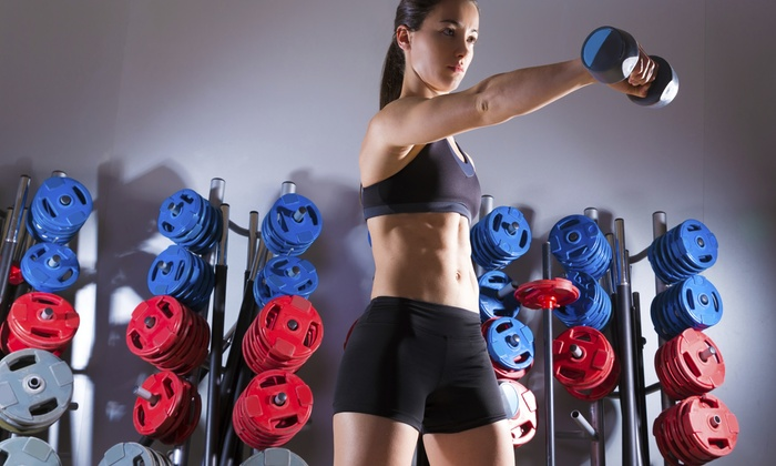 Members Fitness Club - Little Rock: Four Weeks of Gym Membership at Members Fitness Club (66% Off)