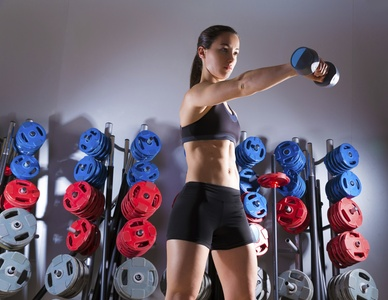 Four Weeks of Gym Membership at Members Fitness Club (66% Off)