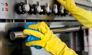 Extreme Homecare: Full Oven Clean with Optional Dishwasher Clean from Extreme Homecare (Up to 56% Off)