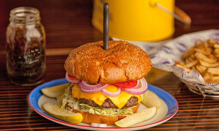 Harrah's Las Vegas (Toby Keith's I Love This Bar & Grill) - The Strip: Southern Food for Two for Lunch Or Dinner Monday-Thursday at Toby Keith's I Love This Bar & Grill (Up to 40% Off)