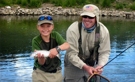4-Hour Introductory Fly-Fishing Lesson for 2 in April (a $195 value) - Mountain Angler in Breckenridge