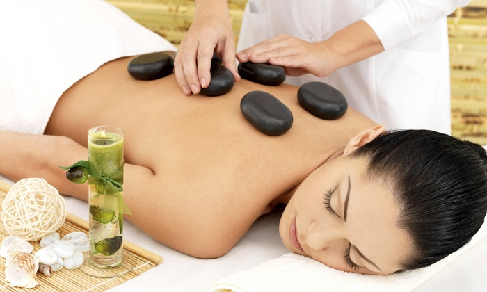 Renaissance Day Spa - Bloomfield Medical Village: $75 for 60-Minute Hot-Stone Massage & Hand & Foot Paraffin Treatment at Renaissance Day Spa ($145 Value)