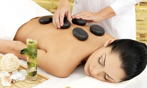 Renaissance Day Spa: $90 for 60-Minute Hot-Stone Massage & Hand & Foot Paraffin Treatment at Renaissance Day Spa ($145 Value)