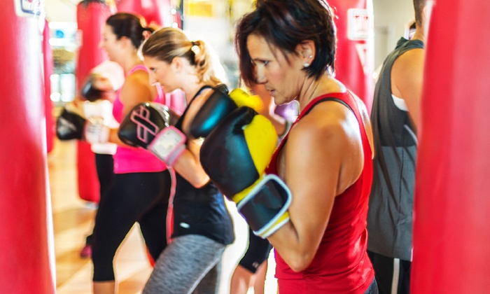 Empowering Punch - Strongsville: $12 for Two Weeks of Unlimited Fitness Classes at Empowering Punch ($50 Value)