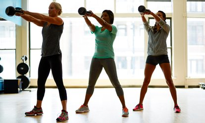 image for <strong>Boot</strong> Camp or Personal Training at Perfect Fit Health Club (Up to 85% Off)