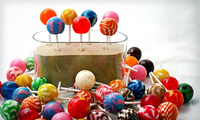 60 Gourmet Lollipops in Assorted Flavors: $24.99 for 60 Gourmet Lollipops in Assorted Flavors ($34.44 List Price). Free Shipping.