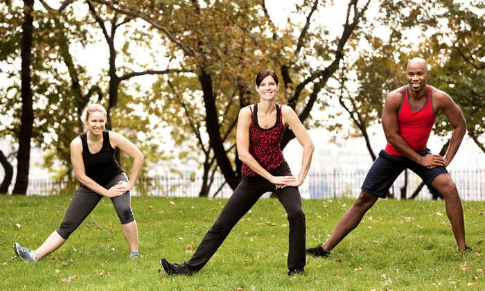 Nor Cal Fitness - Dixon: 5 or 10 Outdoor Boot-Camp Classes at Nor Cal Fitness (Up to 72% Off)