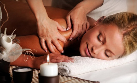 30-Minute Swedish Massage with Aromatherapy or Mini-Facial at Belle Sante Spa (Half Off)