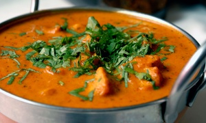 Mehak Indian Cuisine: North Indian Food at Mehak Indian Cuisine (Up to 49% Off). Two Options Available.