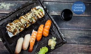 Sushi Planet Adelaide: $10 for $20 to Spend on Japanese Food and Drink at Sushi Planet, CBD