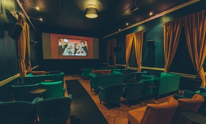 Ark Lodge Cinemas: Tickets and Popcorn and Drink Combos for Two or Two Adults and Two Kids at Ark Lodge Cinemas (Up to 46% Off)