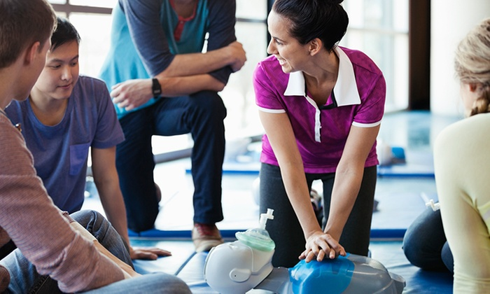 AIS First Aid Training - AIS Training Services: $48 for a HLTAID003 Provide First Aid and HLTAID001 CPR Training Course at AIS Training Services (Up to $79 Value)