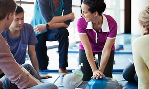 AIS First Aid Training: $48 for a HLTAID003 Provide First Aid and HLTAID001 CPR Training Course at AIS Training Services (Up to $79 Value)