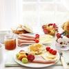 Landfrühstück mit Sekt