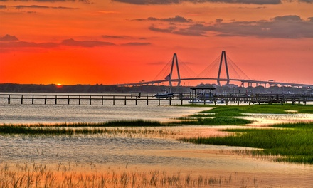 groupon daily deal - Stay at Best Western Plus Airport and Suites North Charleston in Charleston, SC, with Dates into May