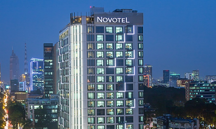 Novotel Saigon Center Luxury Hotels in Vietnam