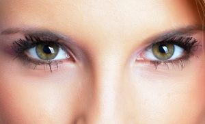 Lashed Out: Natural-Look Eyelash Extensions with Optional Fill Set at Lashed Out (Up to 49% Off)