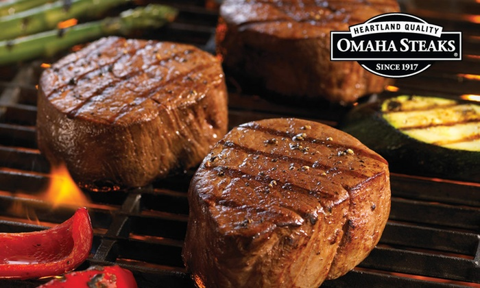Omaha Steaks Inc. **NAT**: Omaha Steaks Bundles (Up to 64% Off). Four Options Available. Free Shipping.