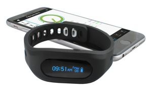 Wireless Bluetooth Fitness Tracker