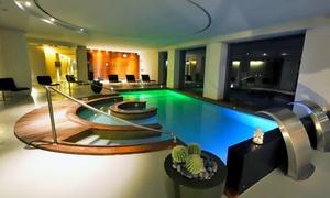 Golden Palace Spa: Percorso benessere giornalierocon massaggio e trattamenti a scelta da Golden Palace Spa (sconto fino a 73%)