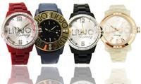 Relojes de mujer Liu Jo con movimiento de cuarzo