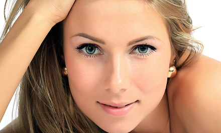 One or Three Microdermabrasions with Eye Treatments at Adams Massage Therapy & Laser Medi Spa (Up to 61% Off)