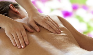 Glo Massage: Up to 70% Off Full body massage and scrub at Glo Massage