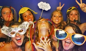 Social Confetti Events: Two or Four-Hour Photo Booth Rental With Prints On Site from Social Confetti Events (Up to 65% Off)