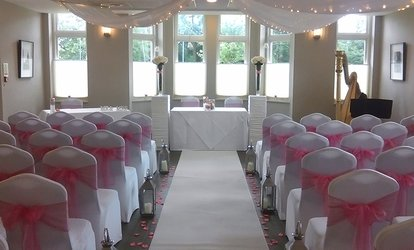 image for Wedding Package for 40 Day and 80 Evening Guests at De Vere Venues Cheadle House