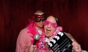 Oh Snap! Maine Photobooth Rental: $413 for $750 Worth of Photo-Booth Rental — Oh Snap! Maine Photobooth Rental