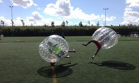 Bubble Football Game for 10 or 15 at Nebubblefootball