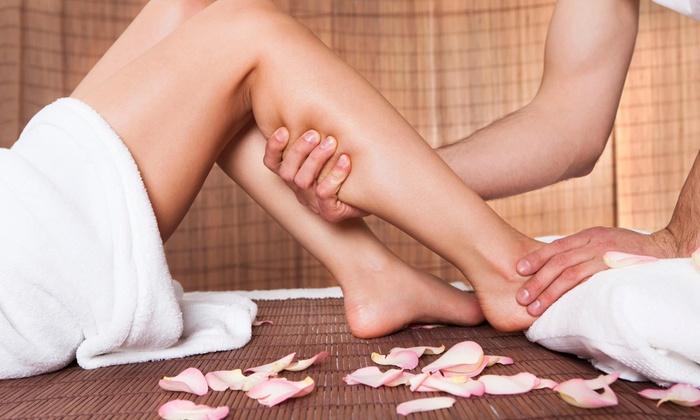 Healthy Roots Massage - San Luis Obispo: 60-Minute Therapeutic Massage from Healthy Roots Massage (40% Off)