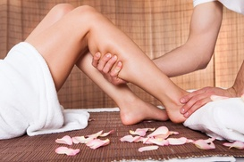Healthy Roots Massage: 60-Minute Therapeutic Massage from Healthy Roots Massage (40% Off)