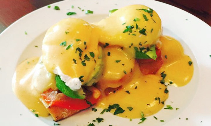 Twisted Tapas - Far North Side: Brunch Food for Two or Four at Twisted Tapas (Up to 42%)