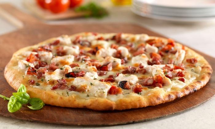 Woodgrain Neapolitan Pizzeria - Glenview - Woodgrain Neapolitan Pizzeria - Glenview: $5 for $10 Worth of Food at WoodGrain Neapolitan Pizzeria - Glenview