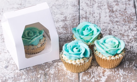 Cupcake Decorating Masterclass for One or Two at Nadia Rae ...