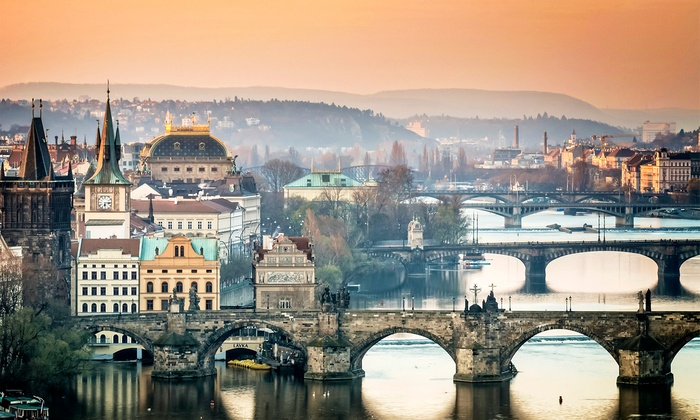4 prag mit fr hst ck f r 2 personen groupon for Design merrion hotel 4 praga