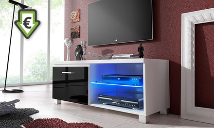 Mueble para televisión con luces led desde 89 €