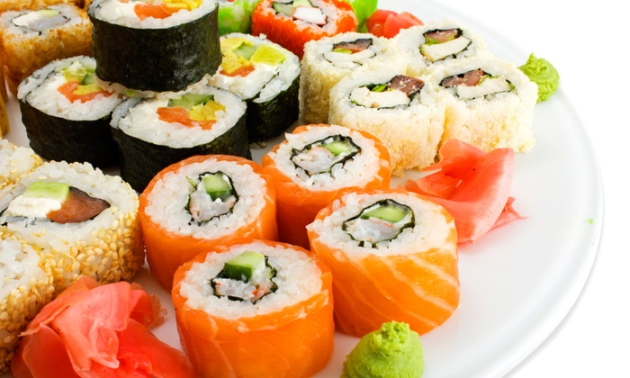 Kirin Sushi - Waterford Lakes Professional Park: Up to 25% Off Sushi — Kirin Sushi; Valid Every Day 11:30 AM - 9:30 PM