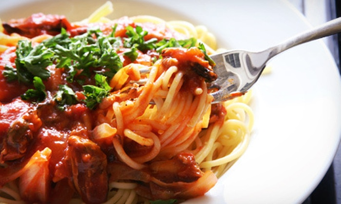 Buon Giorno Bistro - Windsor: Five-Course Italian Dinner for Two or Four at Buon Giorno Bistro (Up to 51% Off)