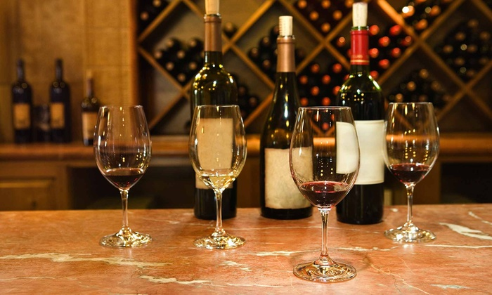 Monroeville Vineyard & Winery - Elk: Wine Tasting for Four or Six with Eight Samples Each at Monroeville Vineyard & Winery (Up to 37% Off)