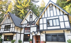 California Lodge amid Redwoods