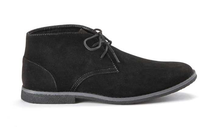 Oak & Rush Men's Chukka Boots (Sizes 9.5 & 10) | Groupon