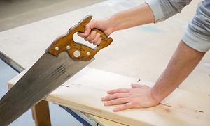 Curso general o pack de 4 o 17 cursos de carpintería online desde 9,90 € en Cursos Click