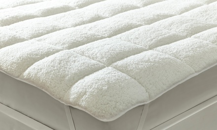 All Seasons Reversible Mattress Enhancer