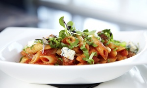 Mucci's: Italian Dinner for Two or Four at Mucci's (Up to 49% Off)