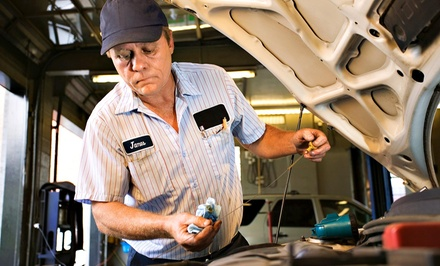 Three Full-Service Oil Changes at Car Care Central (62% Off)